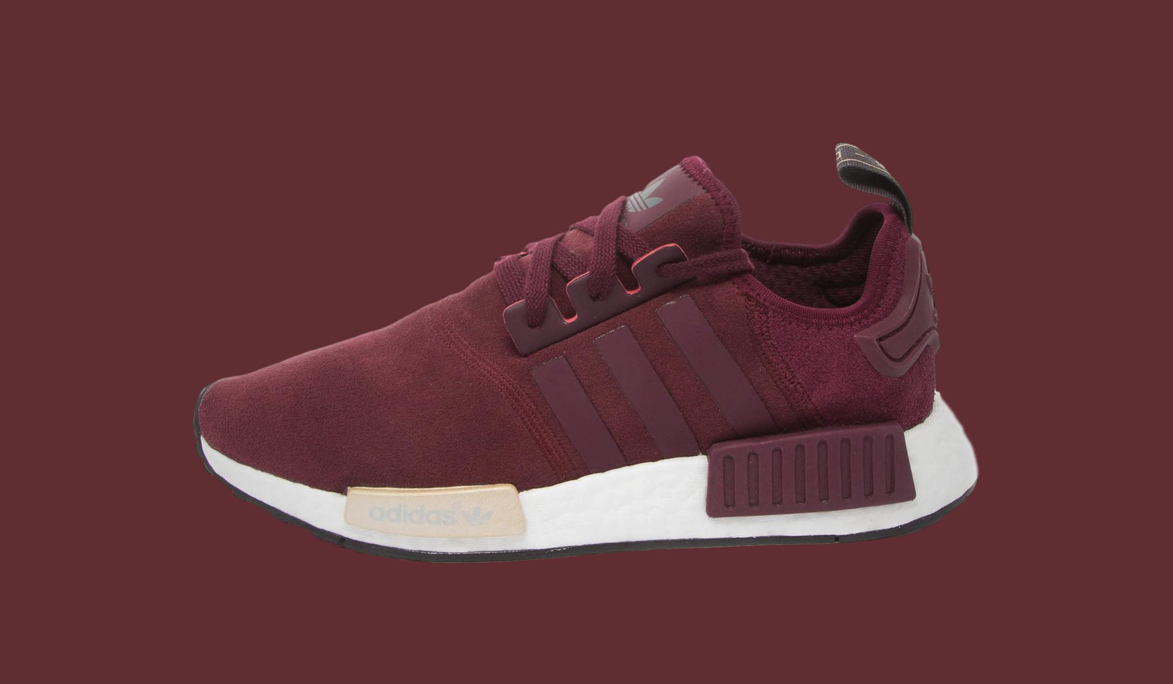 best sneakers ceaf7 4dc6c Adidas NMD Suede Burgundy adidasnmdwomensuk.co.uk