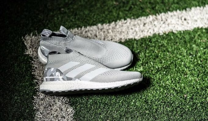 Adidas ACE 16+ PureControl Ultra Boost Grey Camouflage