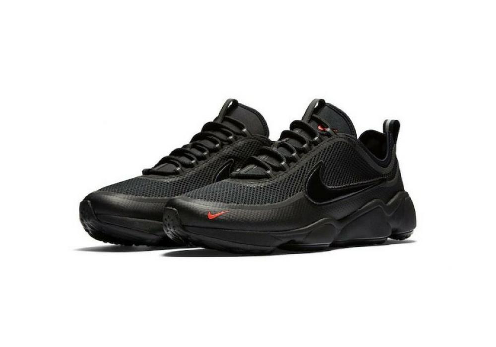 Nike Air Zoom Spiridon Ultra Triple Black