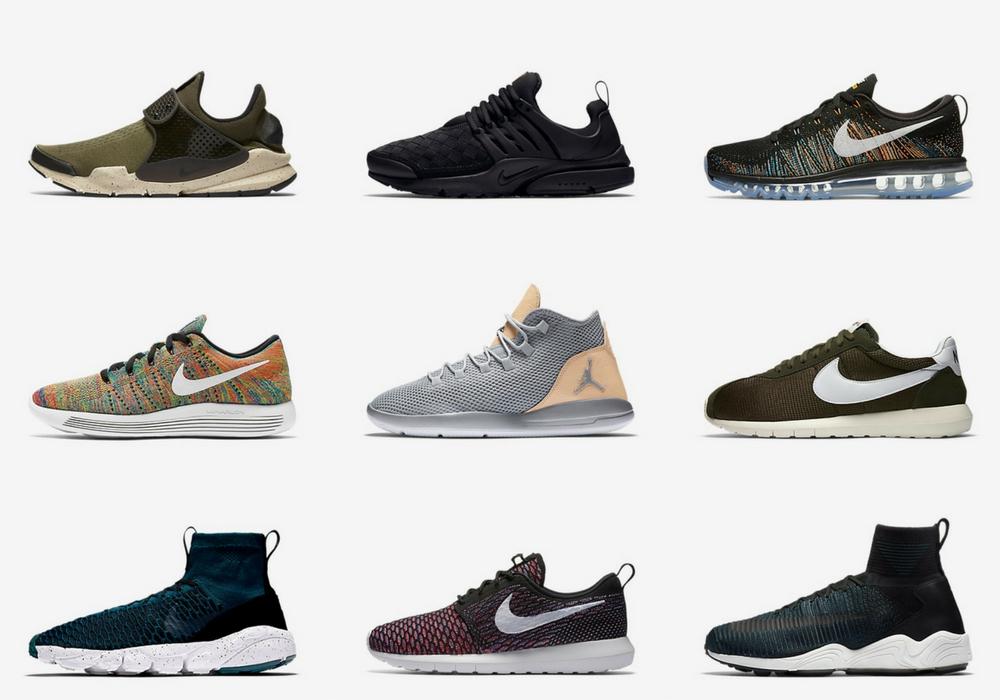 Kæmpe Vinterudsalg hos Nike Store