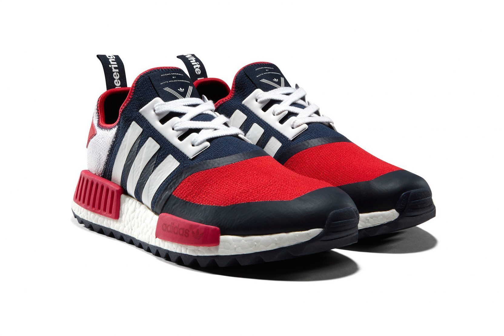 White Mountaineering x Adidas Spring Collection 1