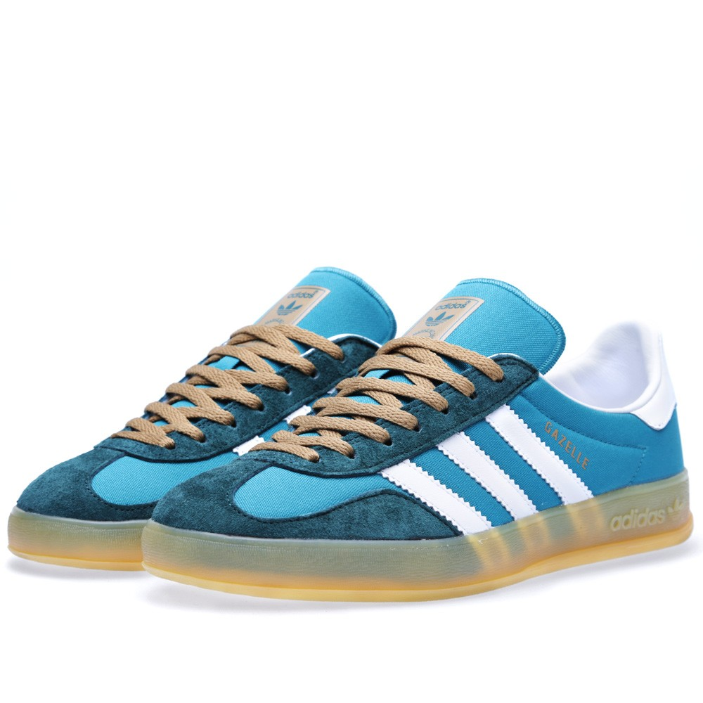 Adidas Originals Mens Gazelle Indoor Trainers Nomad Red