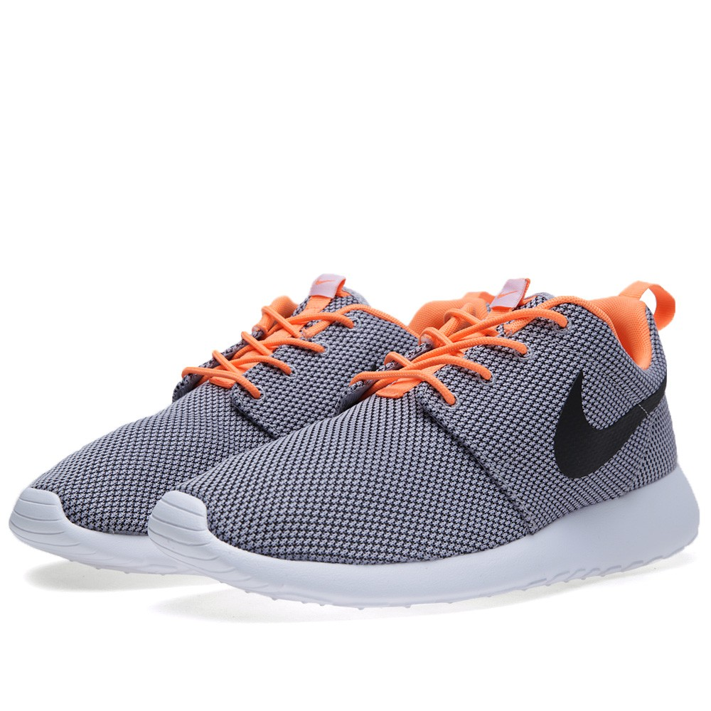 sale retailer d1ab6 e2edb best nike roshe run orange grey 29042 75087  order nike rosherun wolf g..  d57f2 dccf9