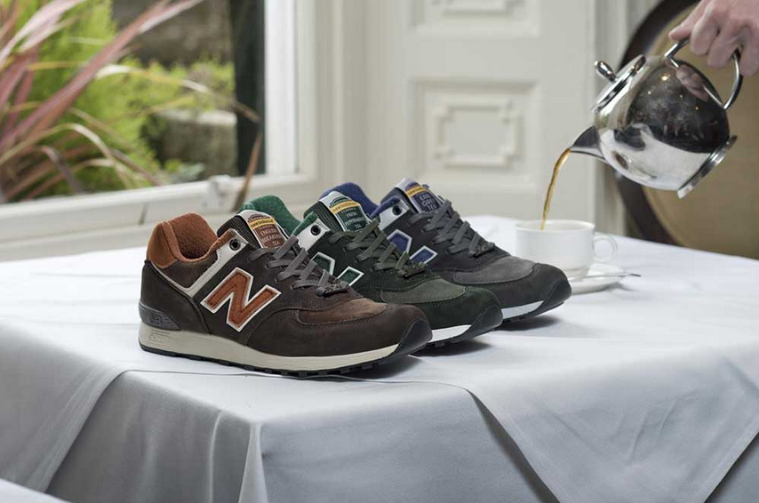 "Release: New Balance Made in the UK 576 ""Tea"" Pack"