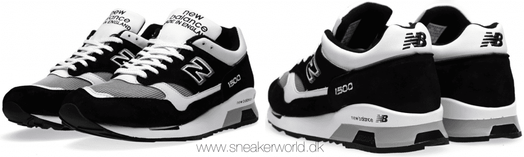 New Balance M1500KWG - Made in the UK Black & White