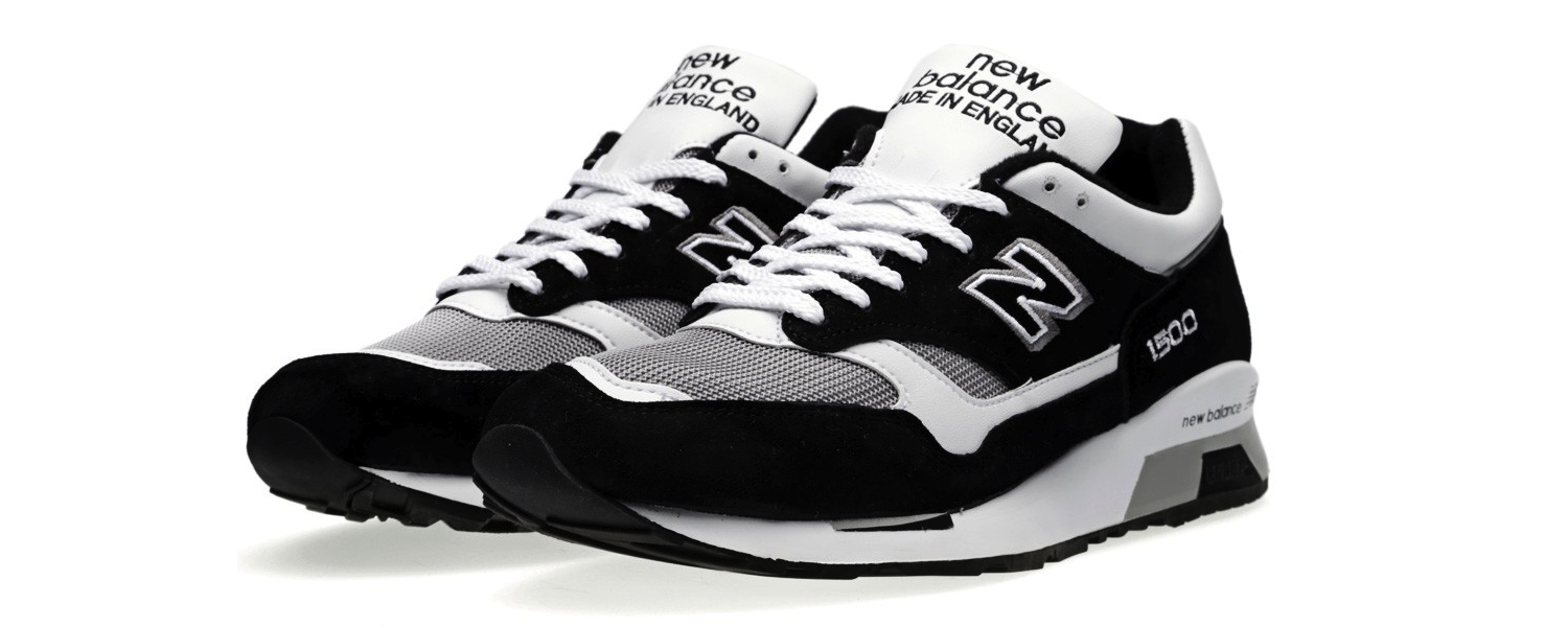 New Balance M1500KWG – Made in the UK Black & White