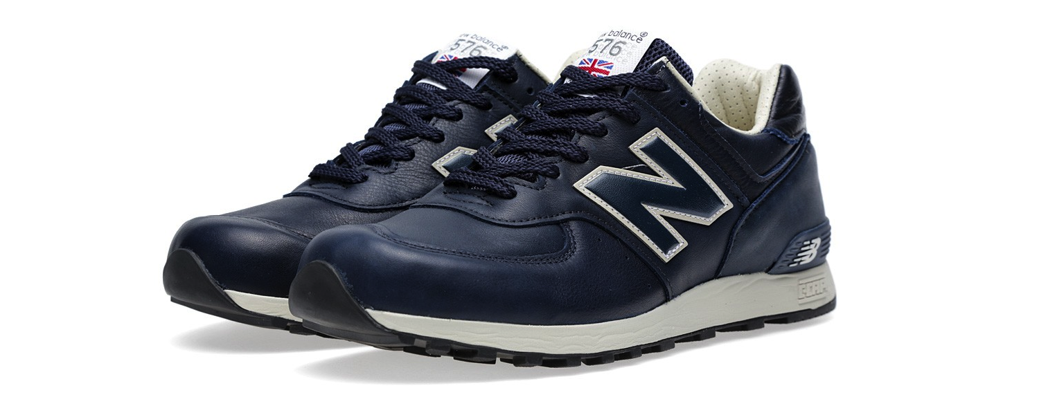 New Balance M576NCP Navy