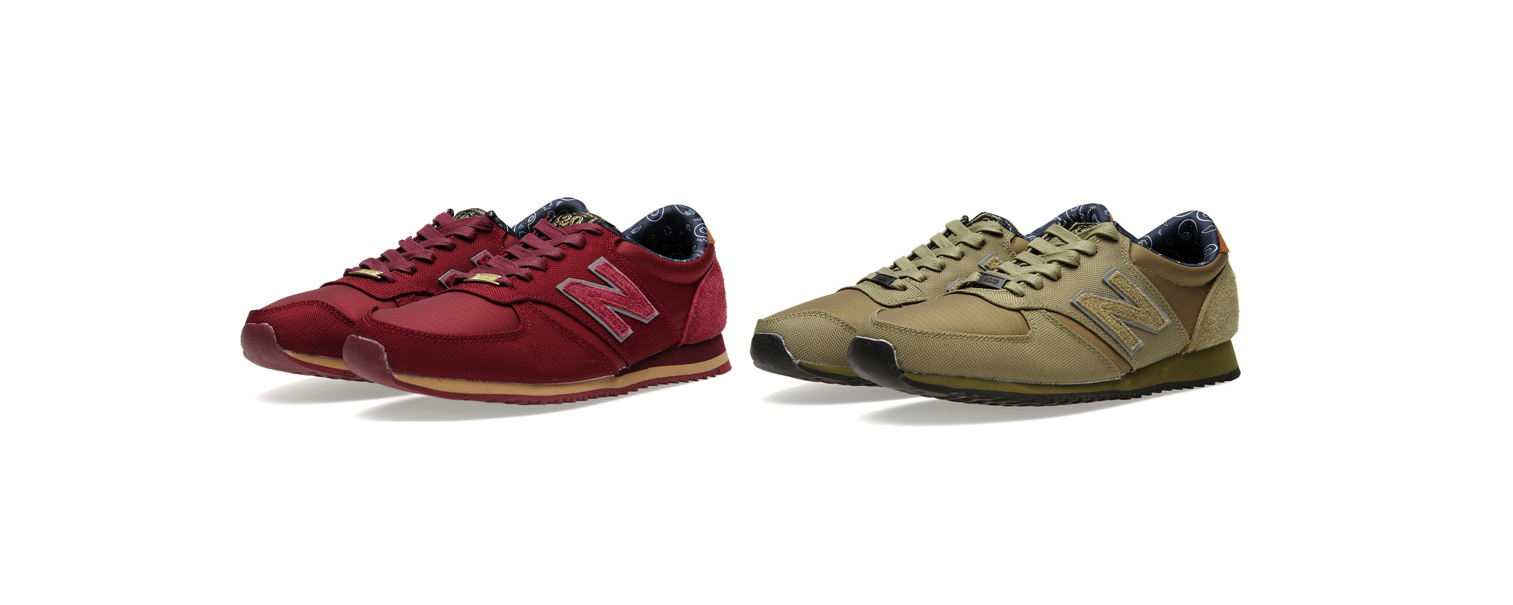 New Balance x Herschel Supply Co. U420