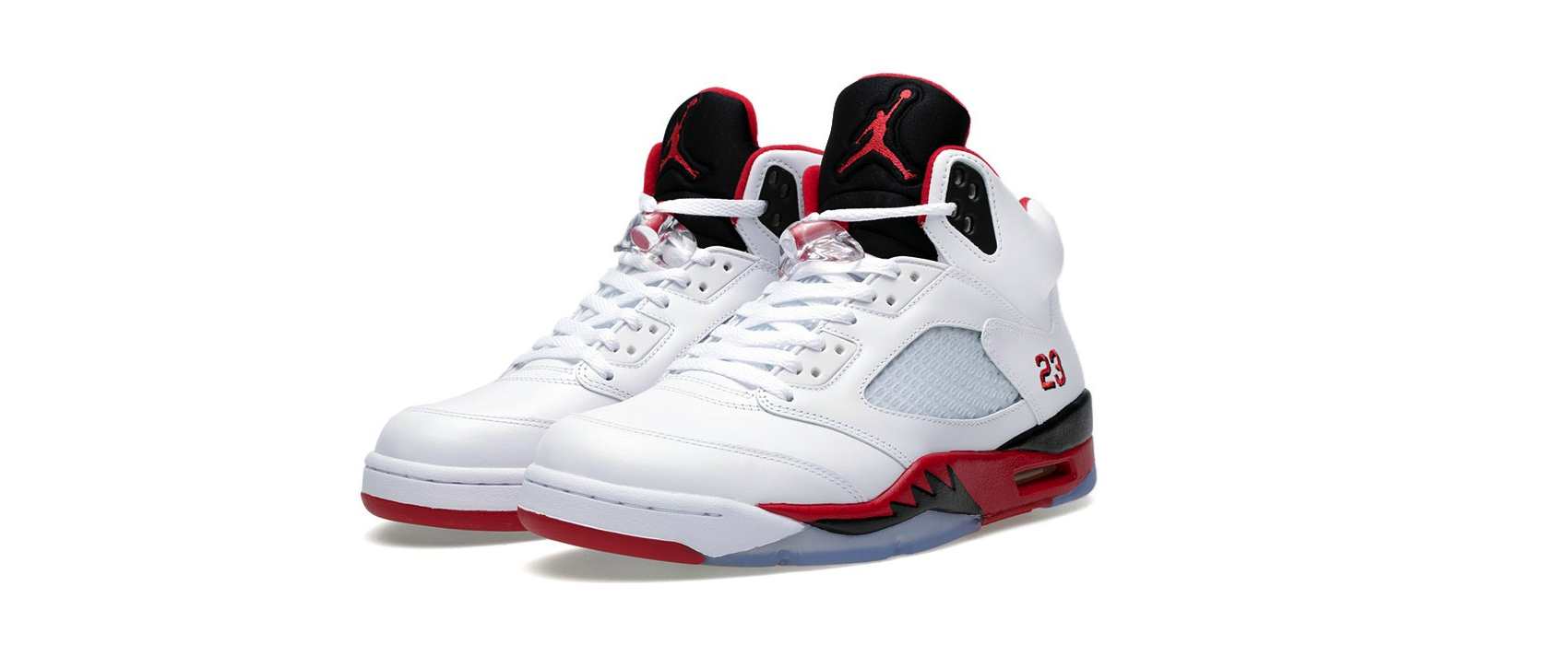 Nike Air Jordan V Retro Fire Red G.S.