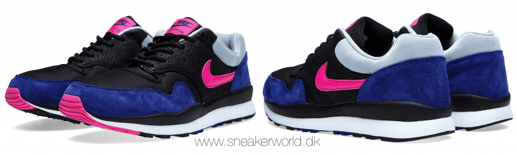 Nike Air Safari Blue Pink
