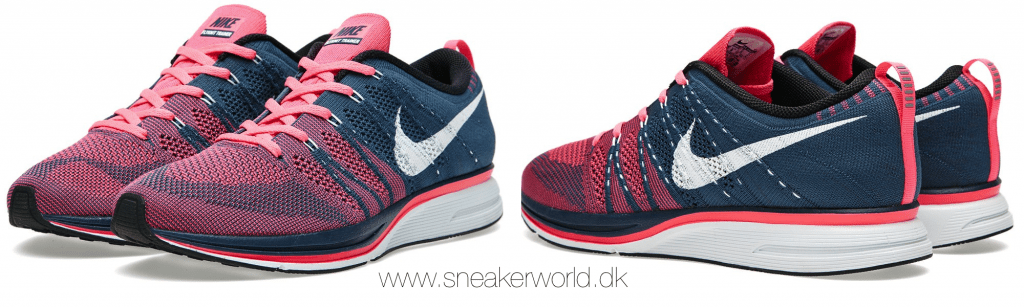 Nike Flyknit Trainer + Squadron Blue