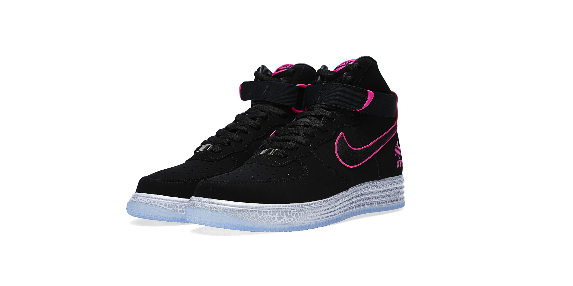 Nike Lunar Force 1 Hyperfuse Hi QS NYC