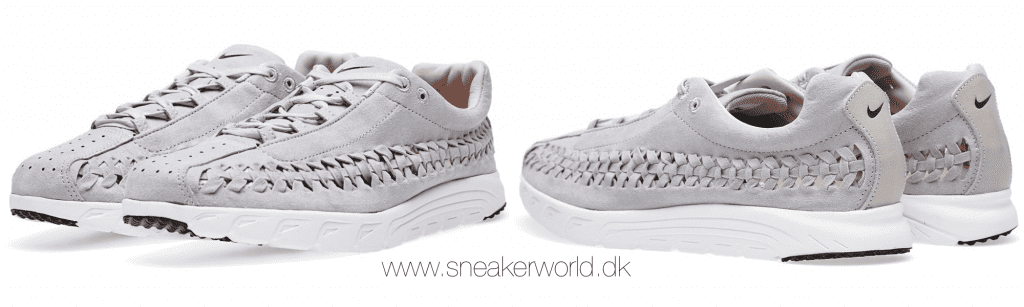 Nike Mayfly Woven QS Light Iron Ore