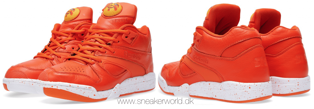 Reebok x Sneakersnstuff Court Victory Pump Crayfish Party