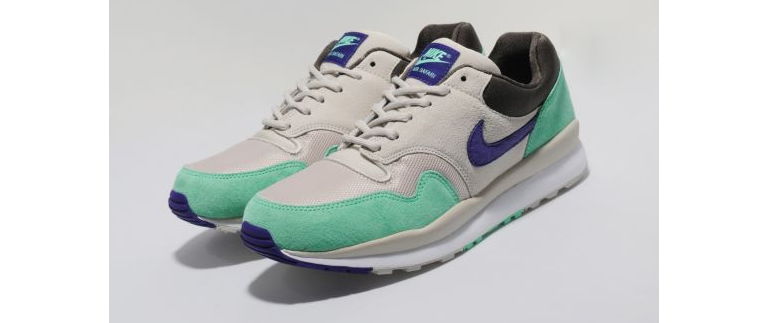 Nike Air Safari – Sand, Mint, Purple