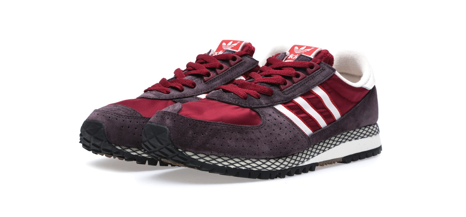 Adidas City Marathon PT Night Burgundy