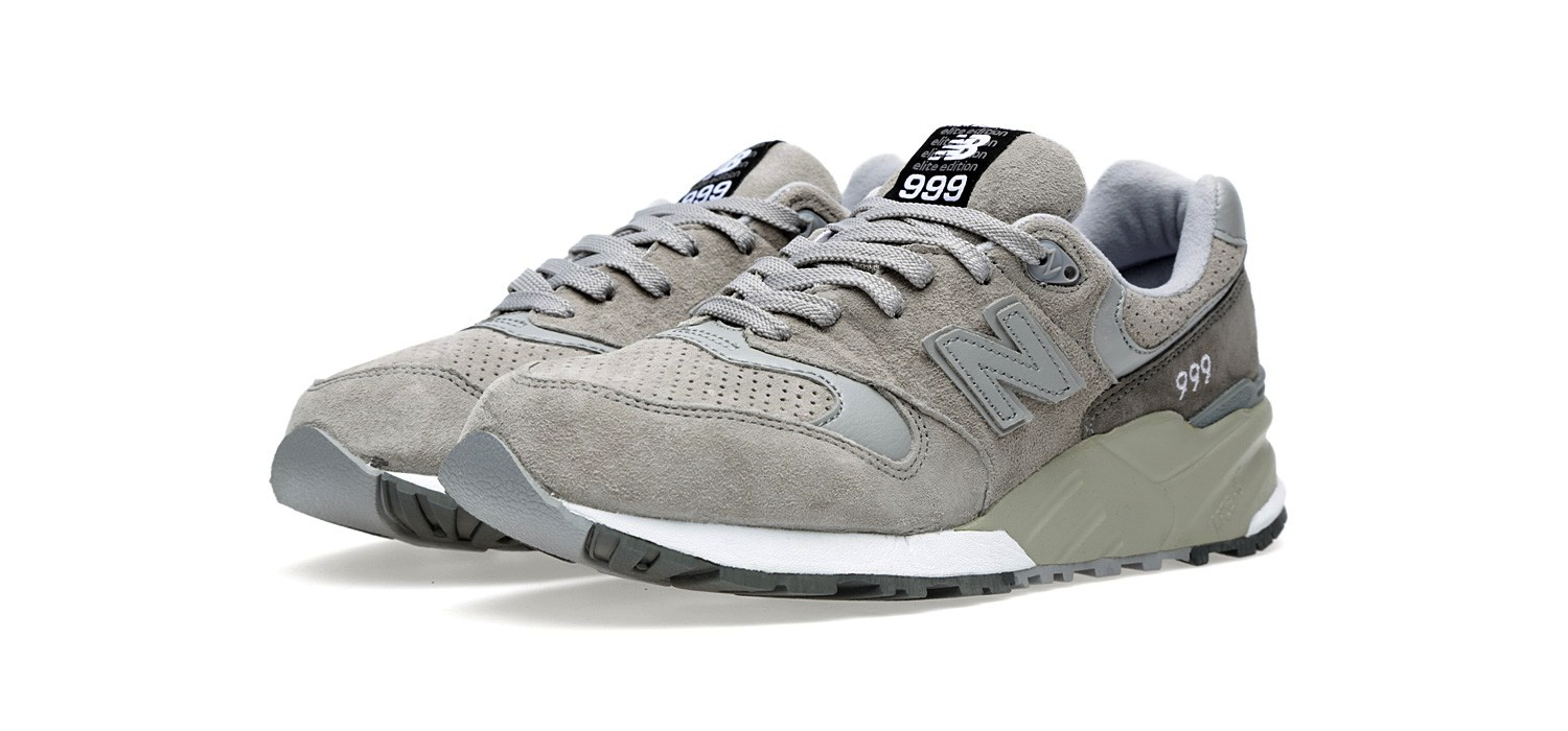 New Balance ML999MG Mid Grey