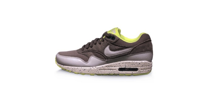Nike Air Max 1 Canyon Grey and Dusty Grey
