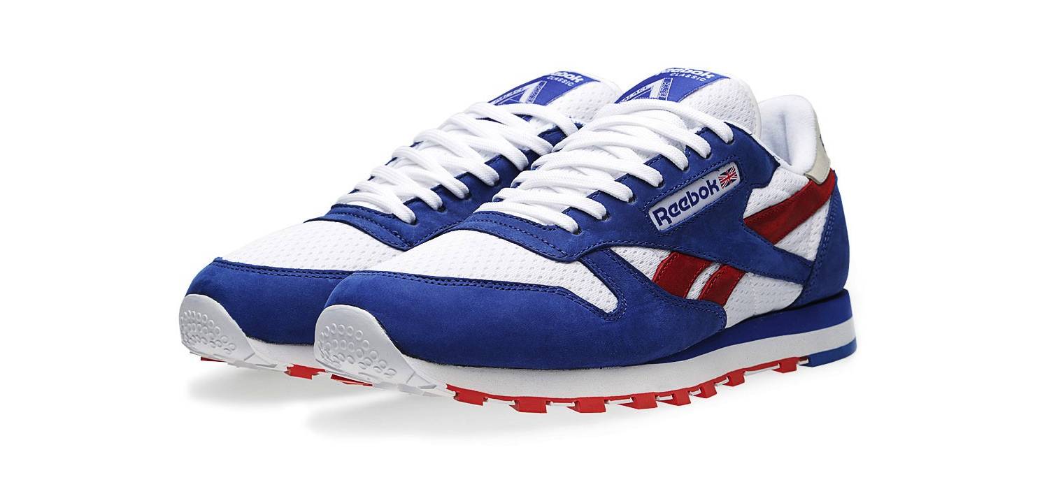 Reebok x Palace Classic Leather R12