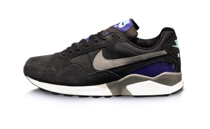 Nike Air Pegasus 92 Black and Cool Grey