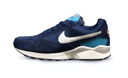 Nike Air Pegasus 92 Brave Blue and Dusty Grey