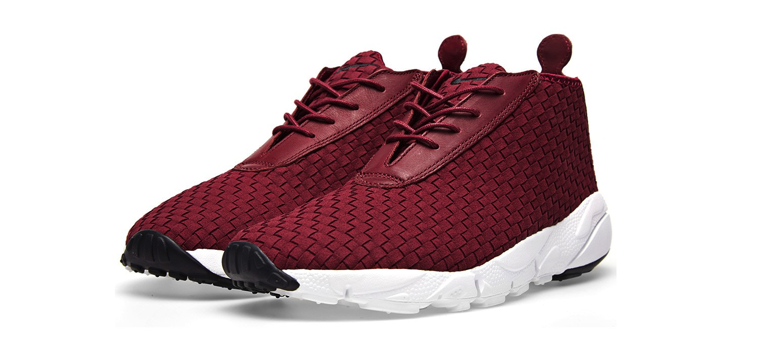 Nike Air Footscape Desert Chukka QS Deep Garnet