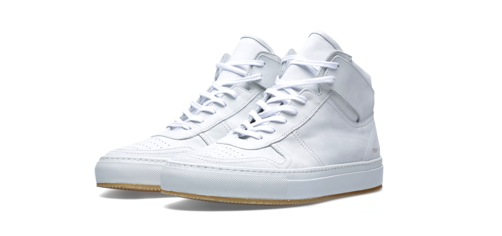 Common Projects B-Ball High White