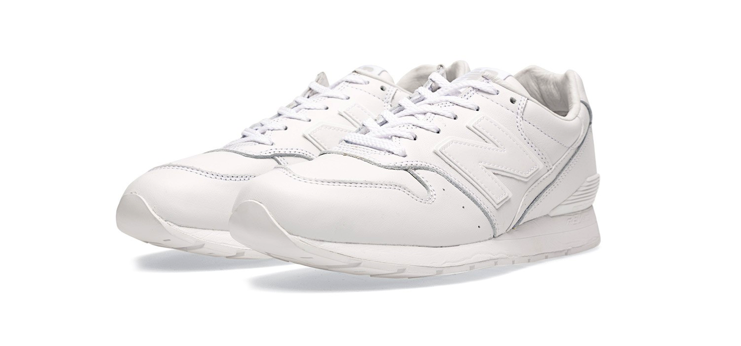 New Balance MR996EW White