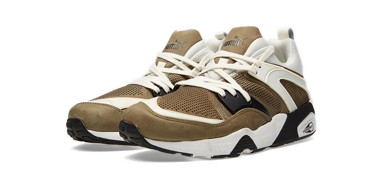 Puma Trinomic Blaze Tech Burnt Olive