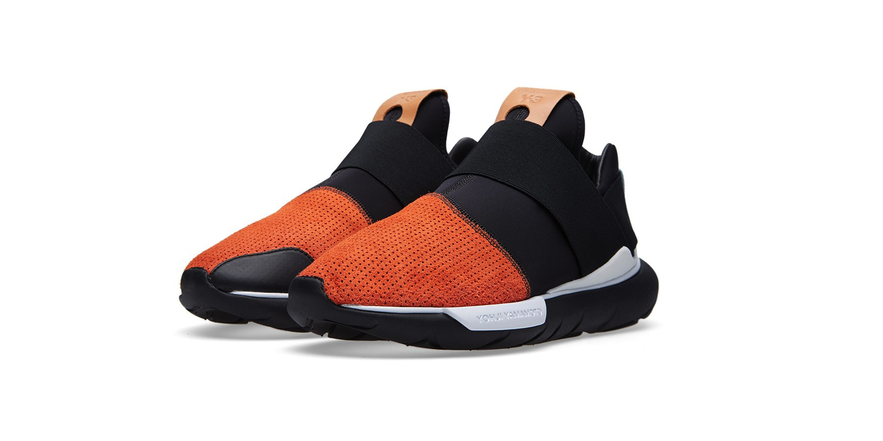 Y-3 Qasa Low Orange
