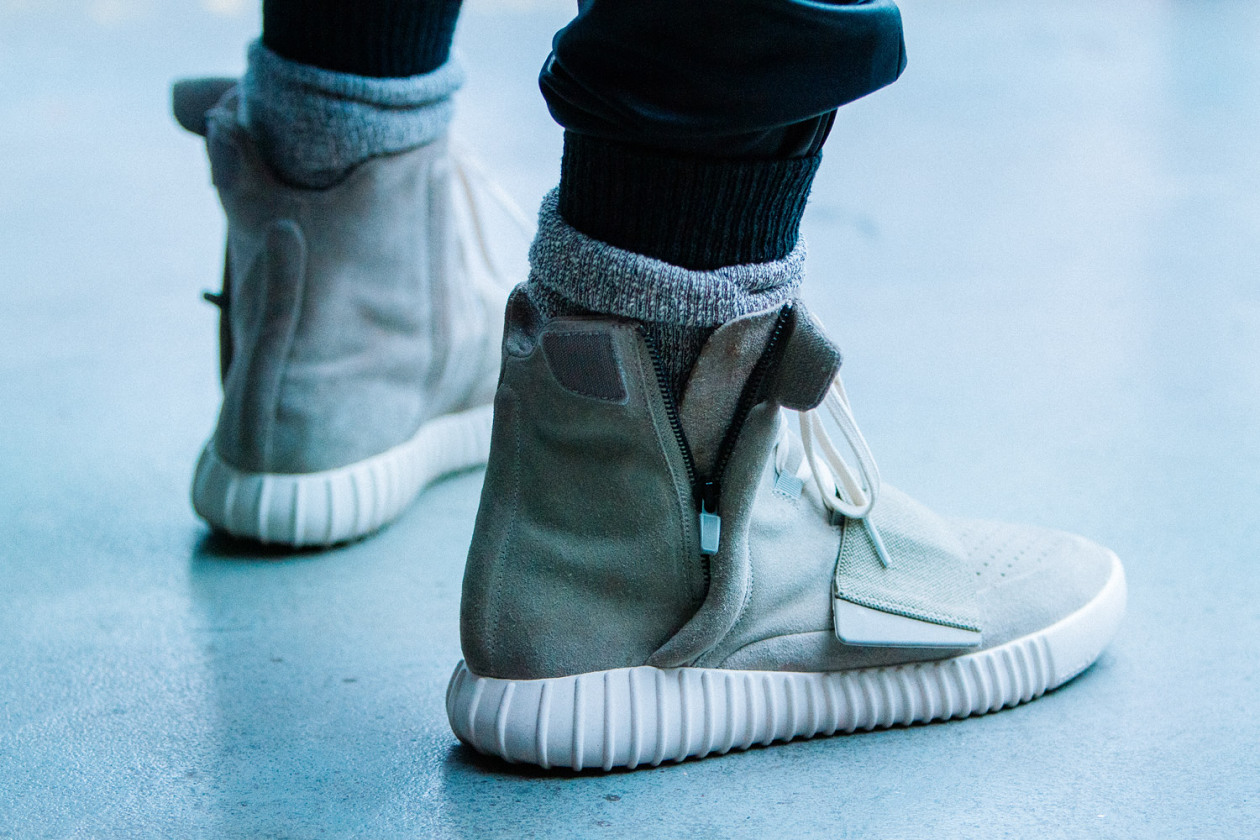 new product 66c3d 8b48f Adidas Yeezy 750 Boost - Sneakerworld.dk