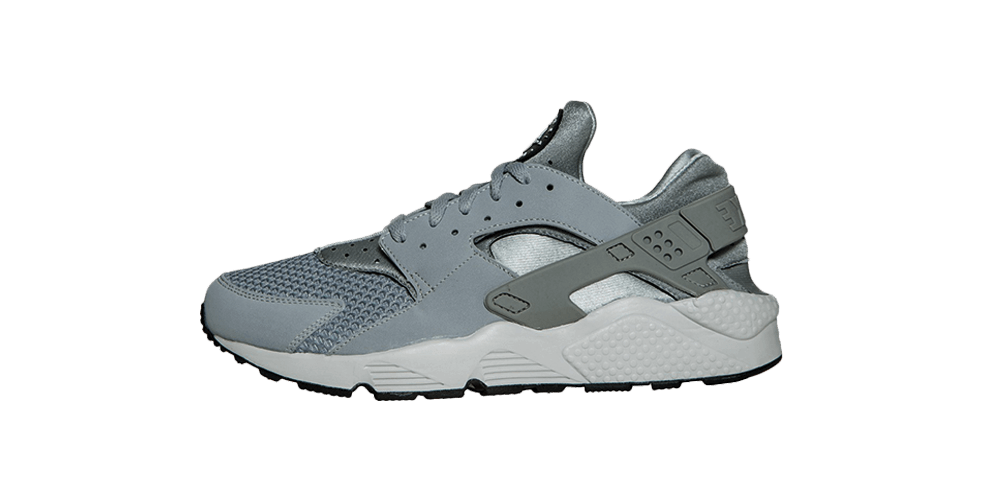 Release: Nike Air Huarache Wolf Grey Sneakerworld.dk