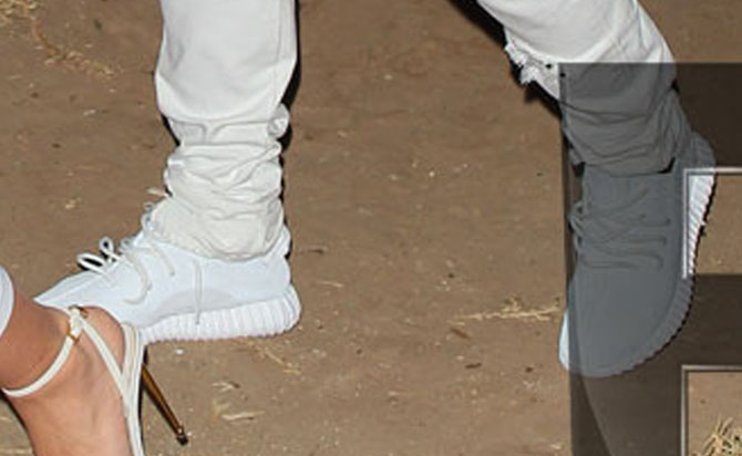 Yeezy 350 Boost White