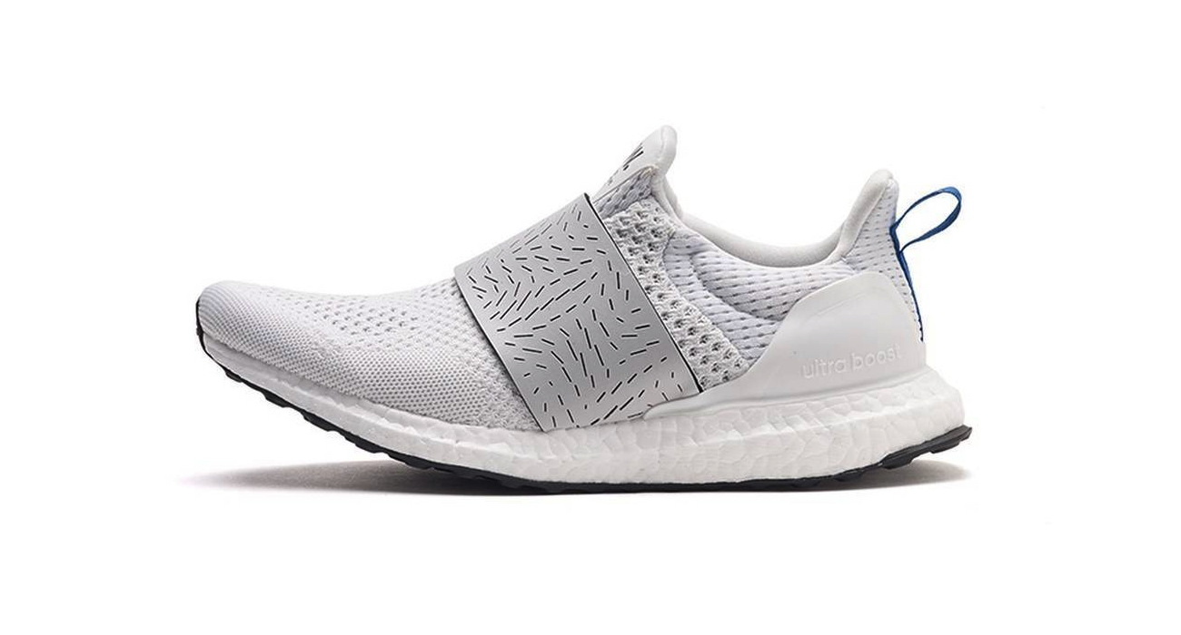 Adidas X Wood Wood Ultra Boost White