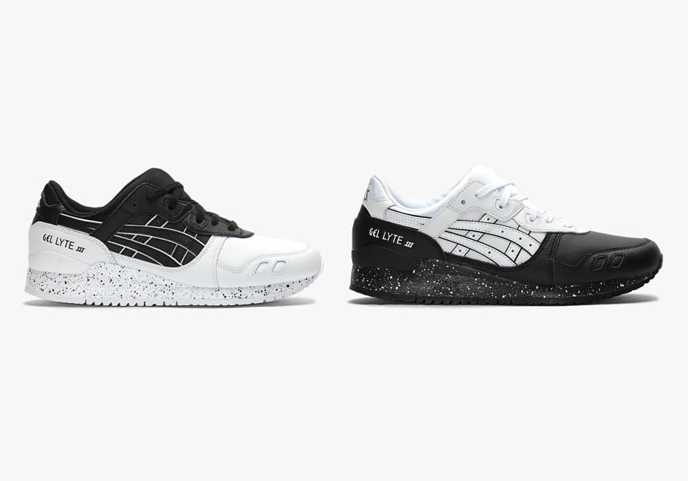 new style caaec fda96 Release | Asics Gel Lyte III Oreo Pack | Sneakerworld.dk