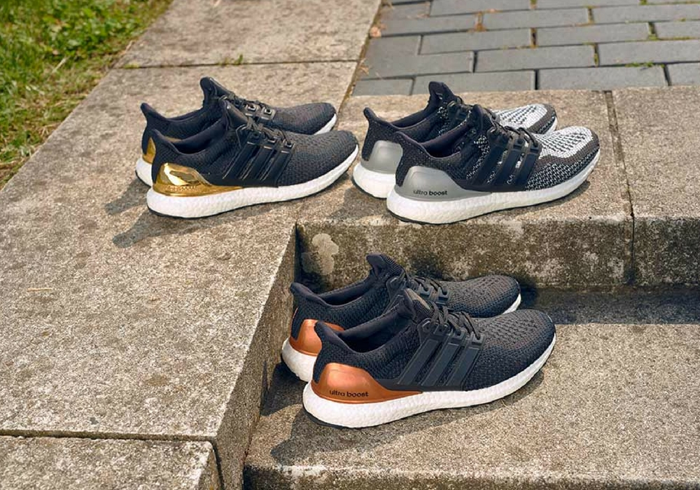 Adidas Ultra Boost Olympic Medals Pack Sneakerworld Dk