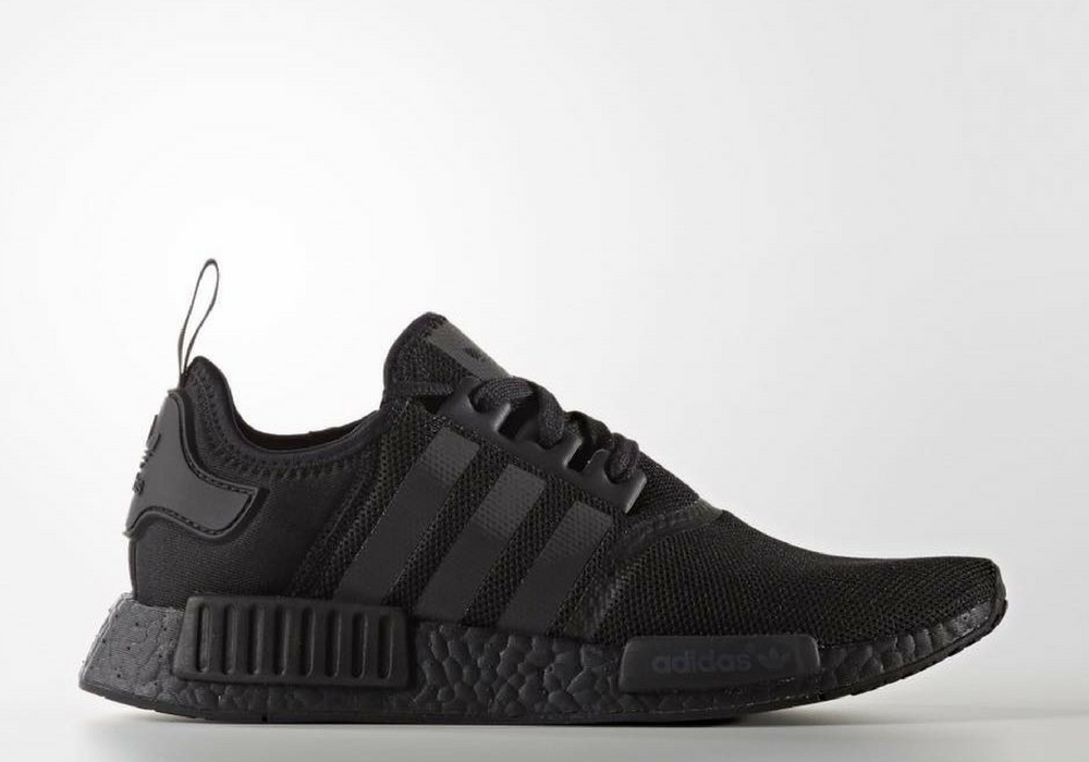 Release Adidas Nmd R1 All Black Sneakerworld Dk