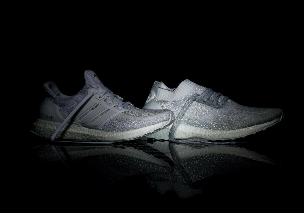 adidas Ultra Boost Reflective Pack