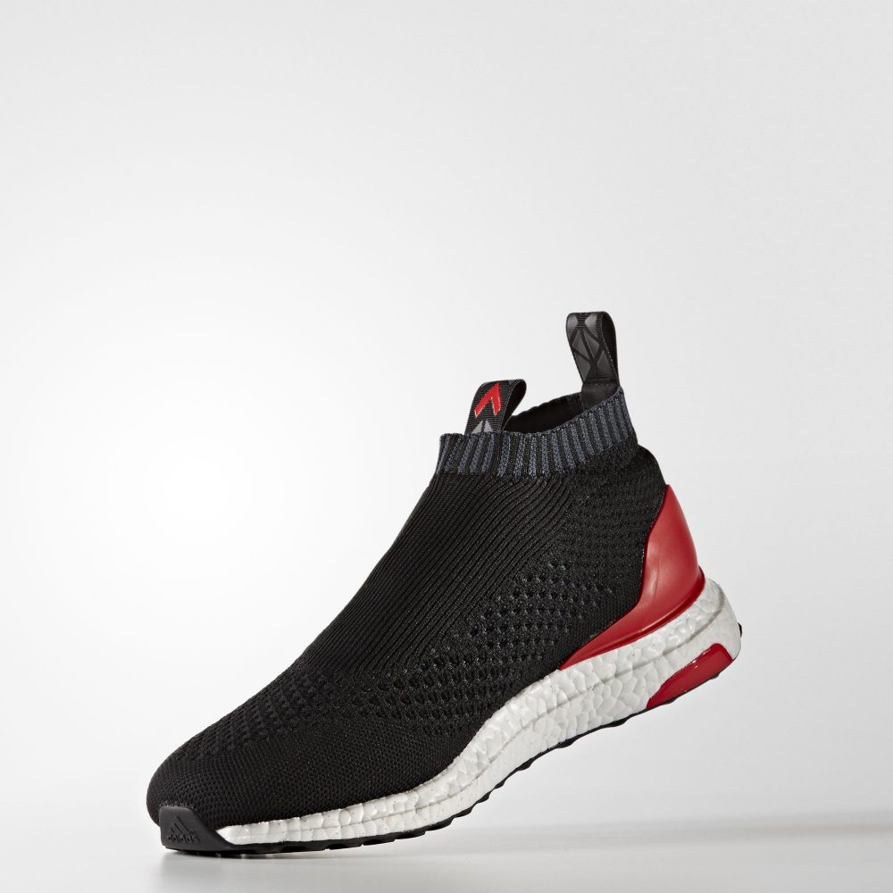 pretty nice 01549 f4227 adidas ace 16+ purecontrol ultraboost sko adidas ace 16 purecontrol ultra  boost black red