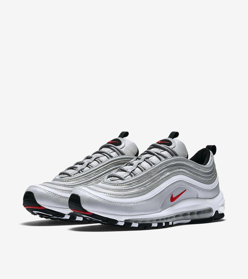 buy popular d061f 39be0 ... netherlands release nike air max 97 silver bullet sneakerworld.dk 272fc  80a5b