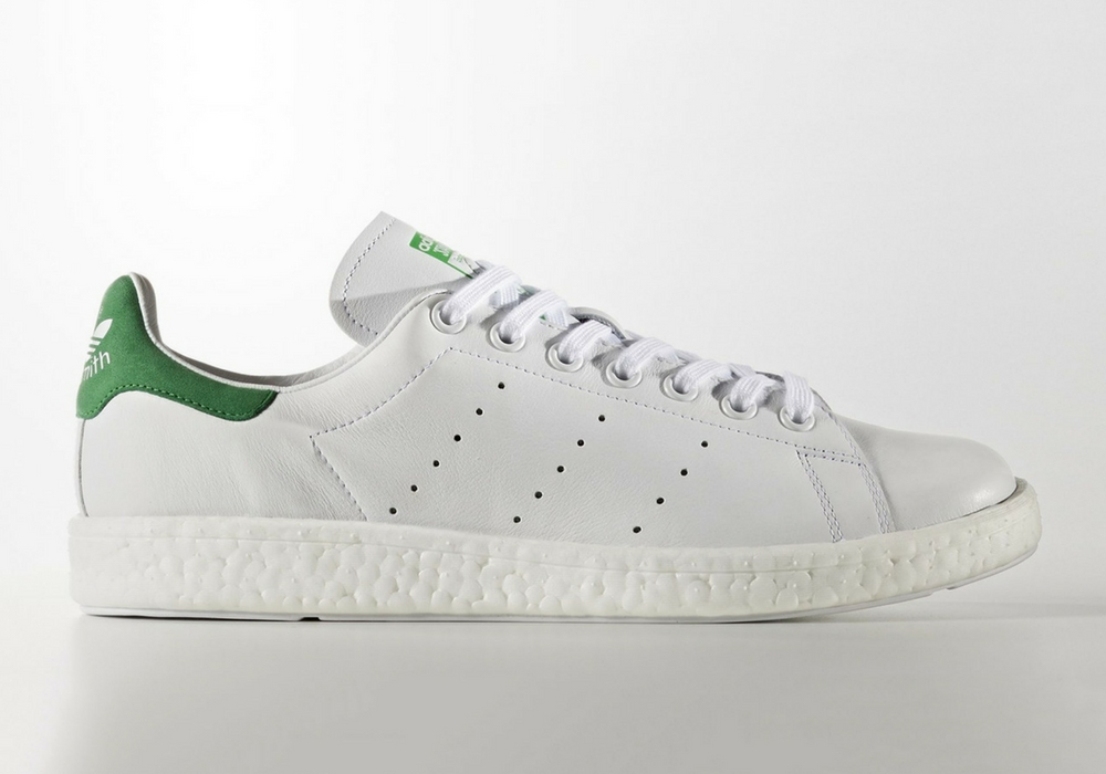 Se den nye Adidas Stan Smith Boost   Sneakerworld.dk