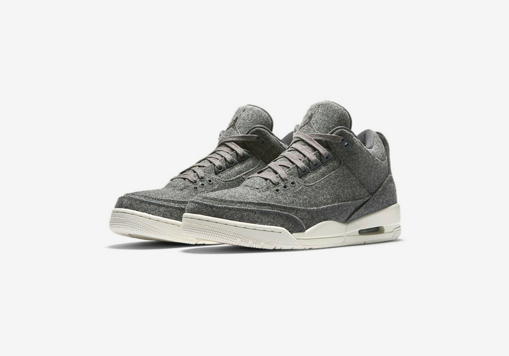 d042255293137d ... get nike air jordan 3 wool grey db932 42d3f
