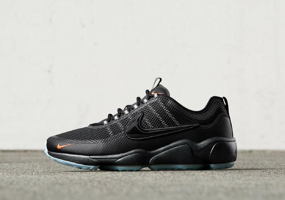 f0c1b099b30e Nike Air Zoom Spiridon Ultra Black