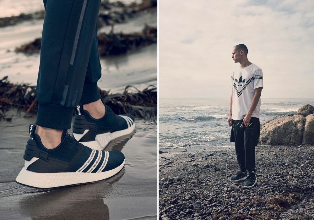 White Mountaineering x Adidas Spring 17 Collection