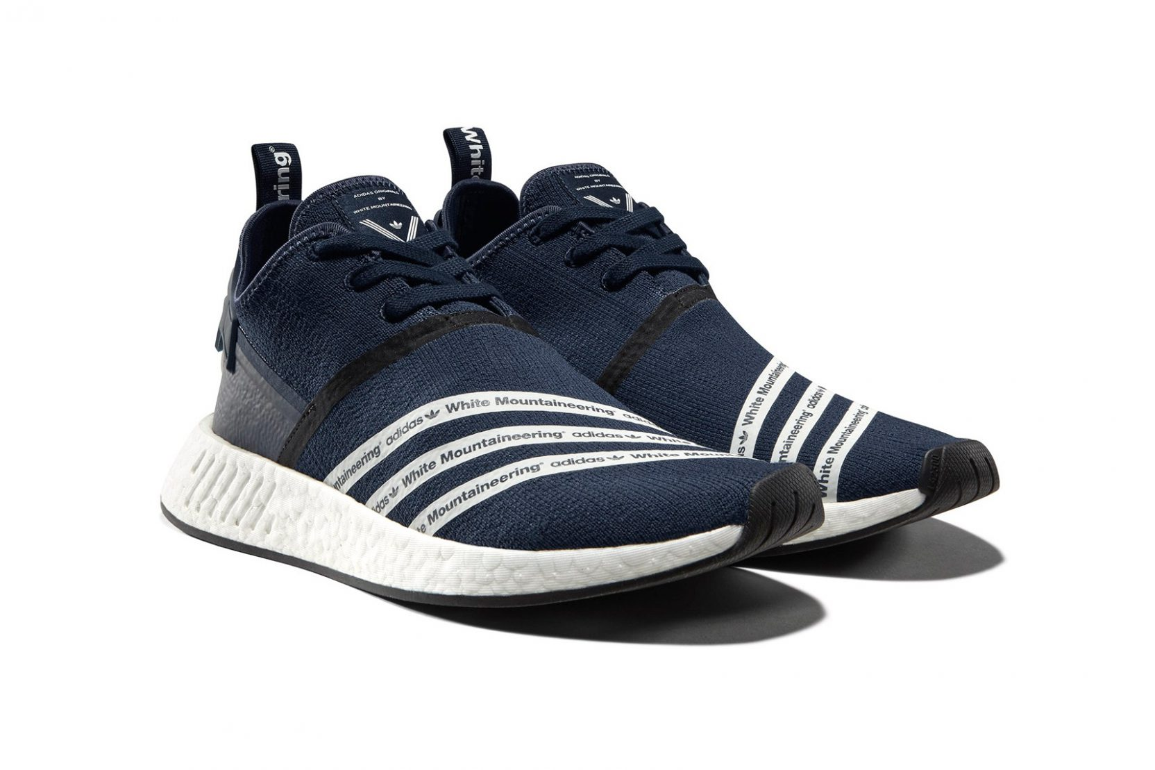 White Mountaineering x Adidas Spring Collection 5