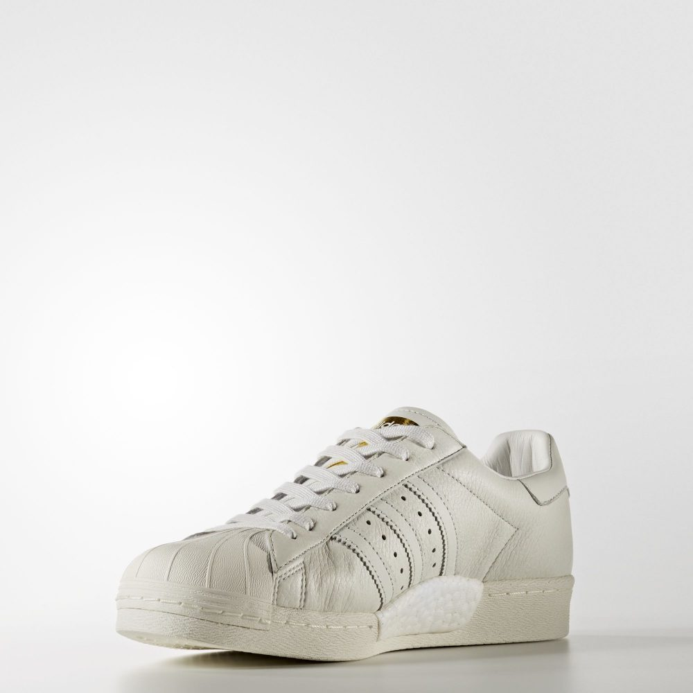 Adidas Superstar Boost Vintage White 1