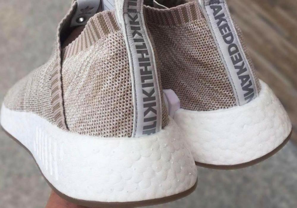 Kith x Naked x adidas NMD City Sock 2