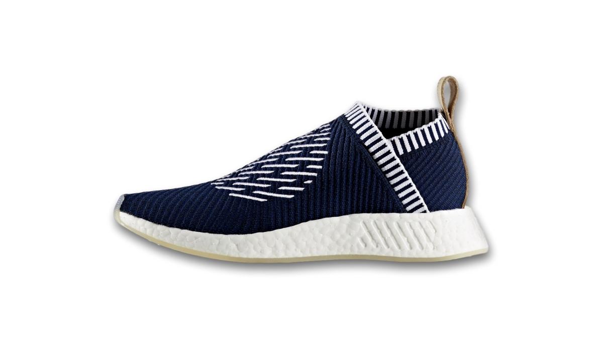 79efe3a3f35 Release | Adidas NMD CS2 Primeknit Navy White | Sneakerworld.dk
