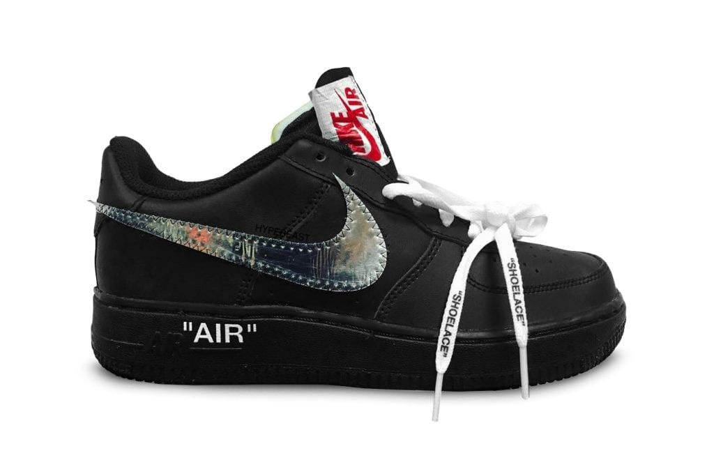 Virgil Abloh's 'MCA' Nike Air Force 1 Low Is Reselling for