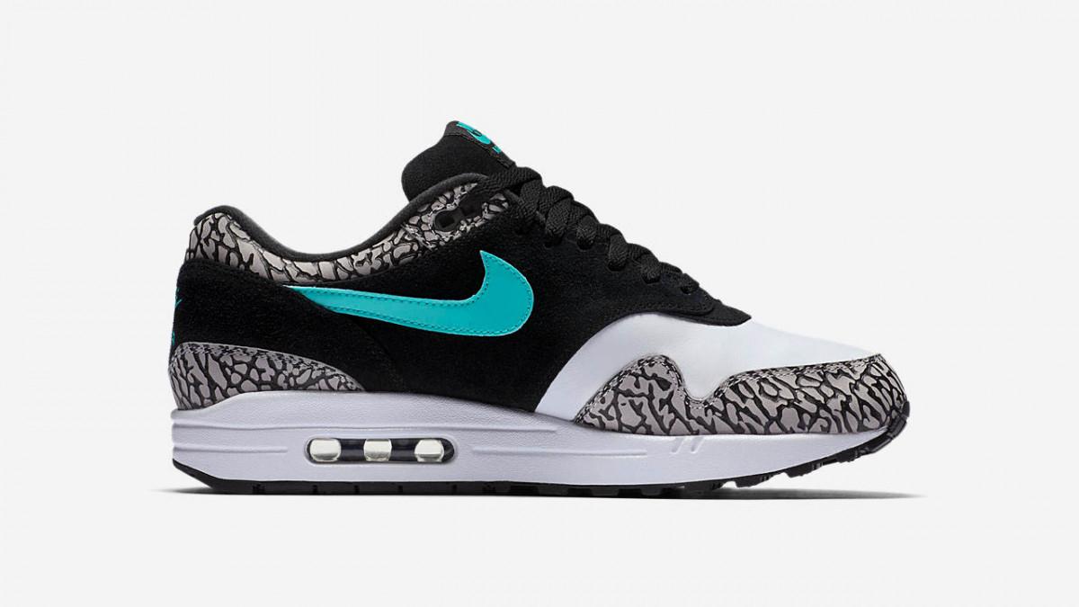 """Nike Air Max 1 B x Atmos """"Viotech"""" & """"Safari""""   Kleding"""